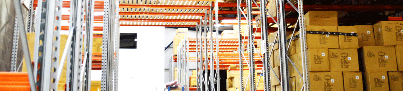 double deep racking - warehouse storage solutions