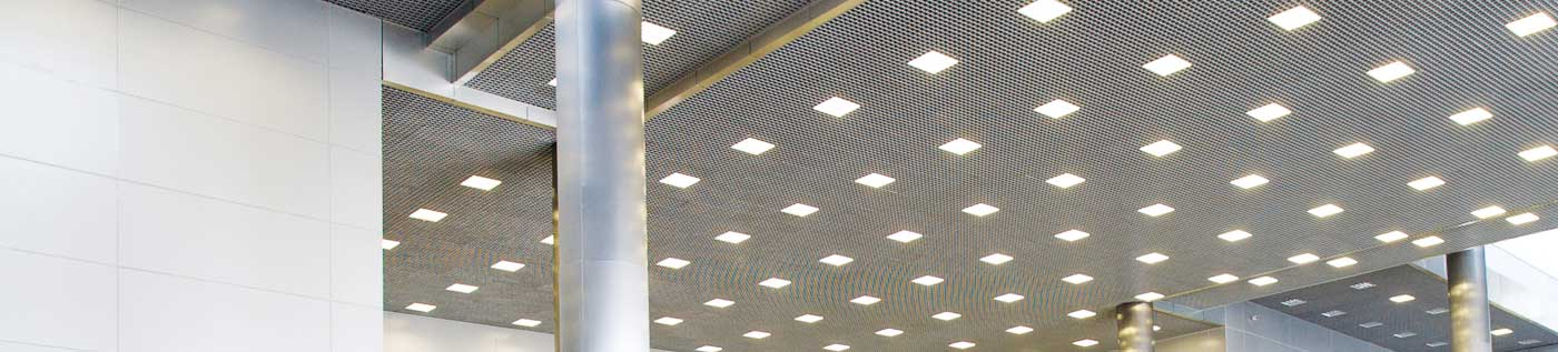 LED lighting for commercial businesses