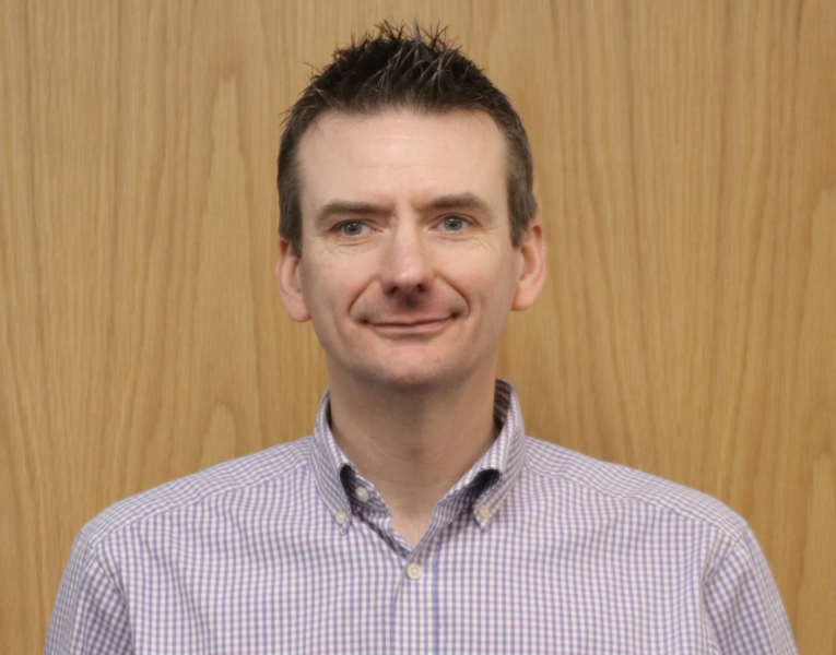 Ash Trowe - Contracts Manager STS Storage Systems